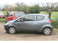 2006,Mitsubishi Colt,cz2,1300cc,2 owners from new,