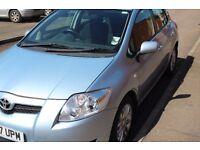 TOYOTA AURIS 1.4 vvti 16v 2007 PETROL 5 door MOT (HPI CLEAR) #~1 owner~# full electrics