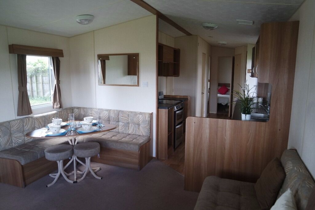 Static Caravan Holiday Home For Sale At Hoburne Park In Christchurch Dorset