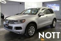 2012 Volkswagen Touareg TDI Diesel, Heated Leather, Nav, Panoram