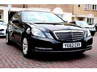 MERCEDES E220 CDI SE AUTOMATIC BLUE-EFF 4 DR SALOON FSH HPI CLEAR 2 KEYS EXCELLENT CONDITIONV