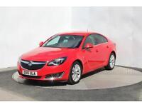 Vauxhall Insignia SRI CDTI ECOFLEX S/S (red) 2015-06-15
