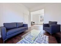 Cumberland Gardens WC1X: Four or Five Bedroom House / Large Kitchen / Private Garden / Available Now