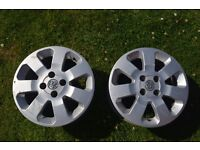 alloy wheels for vauxhall corsa