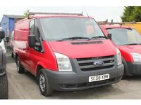 FORD TRANSIT 85 T-260S 6 SEAT CREW VAN– 08-re