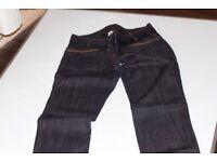 PINKO Denim Jeans in Size 10