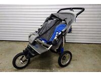 InStep Nipper Double Buggy / Pushchair