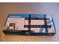 "TV Wall Mount (22-40"") New"
