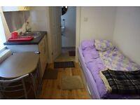 One Bedroom Studio £595 Inclusive of Bills.