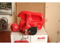 Alko Hitch Lock Insurance Approved