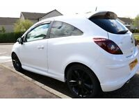 64 Plate 2014 Vauxhall Corsa Limited Edition 1.2i 16v (a/c)