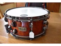 "Tama Sound Lab Project Bubinga 14x6"" Snare Drum + Soft Case"
