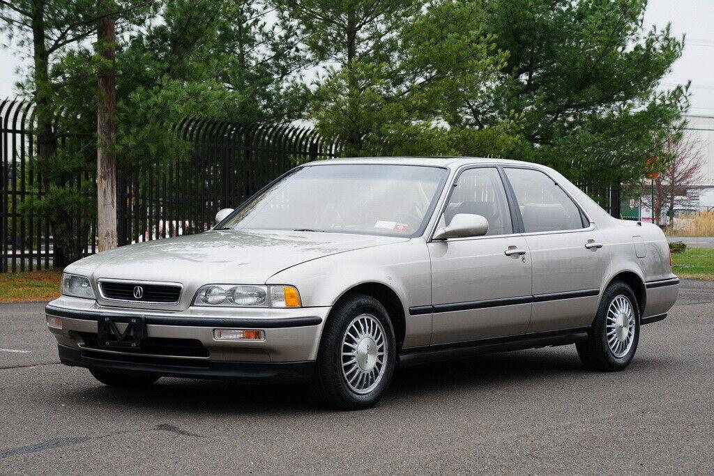1992 Acura Legend 85k Miles - Used Acura Legend for sale ...