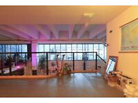 EXFED, Converted warehouse, Manor House, double rooms avail. Big spaces. Bills Incl.