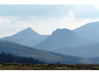 2 Bed rural wanted in the Highlands