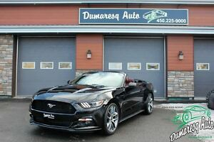 2016 Ford Mustang CONVERIBLE PREMIUM 4cyl  ECOBOOST