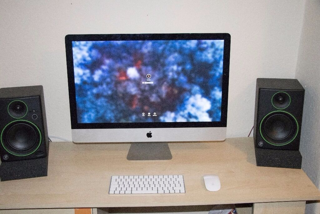 iMac, Retina 5K, 27 inch, Late 2015, 8gb Ram, 3.2Ghz i5, 1 Tb Fusion Drivein Chester, CheshireGumtree - iMac (Retina 5K, 27 inch, Late 2015), 8gb Ram, 3.2Ghz i5, 1 Tb Fusion Drive Includes Magic Mouse 2 and magic Keyboard, along with power cable and original packaging. The iMac is in excellent condition and also has an AMD Radeon R9 M390 2048 MB,...