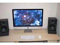 iMac, Retina 5K, 27 inch, Late 2015, 8gb Ram, 3.2Ghz i5, 1 Tb Fusion Drive