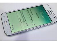 Samsung Galaxy Core Prime G360F 4G Android Wifi GPS Unlocked Sim Free Smartphone White