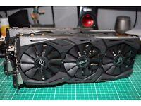 GTX 1070 Strix O8G Asus