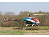 RC HELICOPTER LESSONS IN THE NORTH WEST