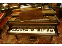 Monington & Weston small baby grand piano - Tuned & UK delivery available