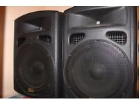 Active PA System 600W