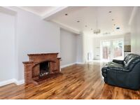A newly refurbished three bed house to rent in New Malden. Clarence Avenue.