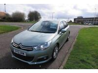 CITROEN C4 1.6 VTR PLUS HDI 2012,Alloys,Air Con,Cruise Control,67mpg £20 Road Tax,Very Tidy Car