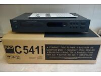 NAD C541i CD Player