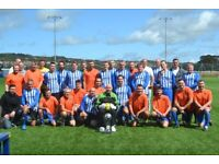 Men's Saturday Football Team looking for players