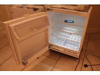 FREE! Caple under-counter integrated fridge and separate freezer
