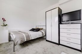 Brilliant Studio Flat in Fulham Hammersmith Bills included