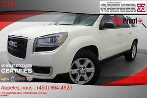 2014 GMC ACADIA 4WD SLE2 *7 PASSAGERS + TOIT PANORAMIQUE*
