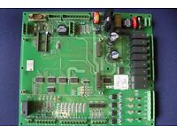 lift control board orona arca refurbished new original relays