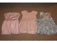 LARGE BUNDLE OF BABY CLOTHES 6-12