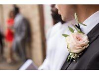 Wedding video filmmakers