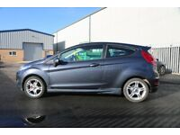 Ford Fiesta Zetec S 59 plate 2010 48832 miles