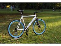 Special Offer GOKU cycles ALLOY / STEEL Frame Single speed road bike TRACK fixed gear bike WW7