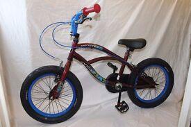 """[BRAND NEW] Childs 16"""" (CHOPPER) Bike.UNISEX """"MONSTER"""" Model. A Little Bit Special,Genuine BARGAIN."""