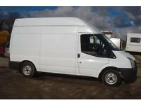 2008 and 2004 ford transit spare wheel and tyre