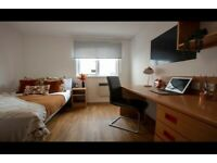 STUDENT ROOM TO RENT IN GLASGOW. EN-SUITE WITH OWN ROOM, OWN BATHROOM AND SHARED KITCHEN