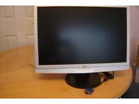 Fujitsu Siemens LCD Monitor SCALEOVIEW L22W-9