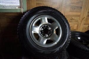 Ford F-150 Winter Package Blizzak 265/70/R17 ( * JANEX AUTO * )