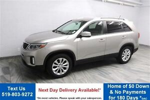 2014 Kia Sorento EX! LEATHER! BLUETOOTH!  HEATED STEERING/SEATS!