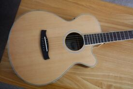 Tanglewood Discovery electro-acoustic guitar £150