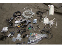 Assorted Job Lot of Electrical Items, (plus other items not photographed)