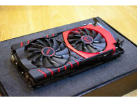 MSI R9 390 GAMING 8G Radeon R9 390 Graphic Card - 1.06 GHz Core - GDDR5