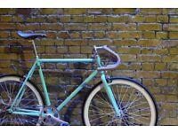 Christmas SALE!! ! GOKU Steel Frame Single speed road bike TRACK bike fixed gear V
