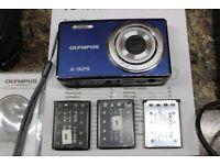Olympus Digital Camera X-925
